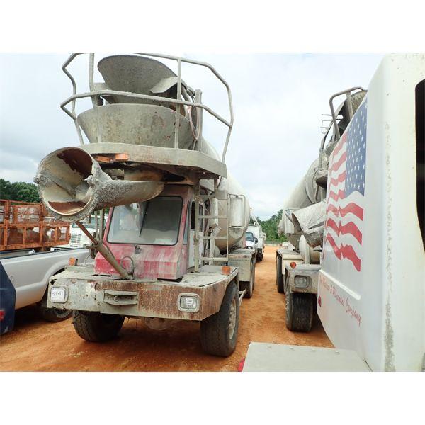 2000 OSHKOSH  Concrete Mixer / Pump Truck