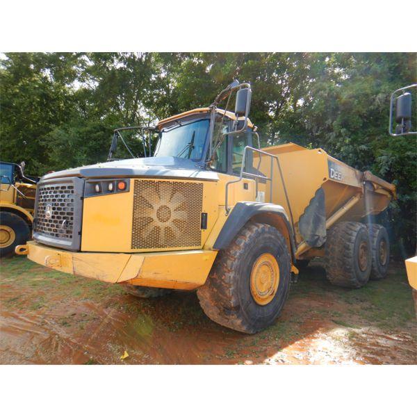 2015 JOHN DEERE 410E Articulated Truck