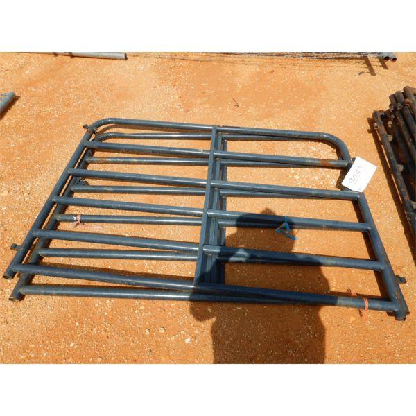 (2) 6' GATES (C4)