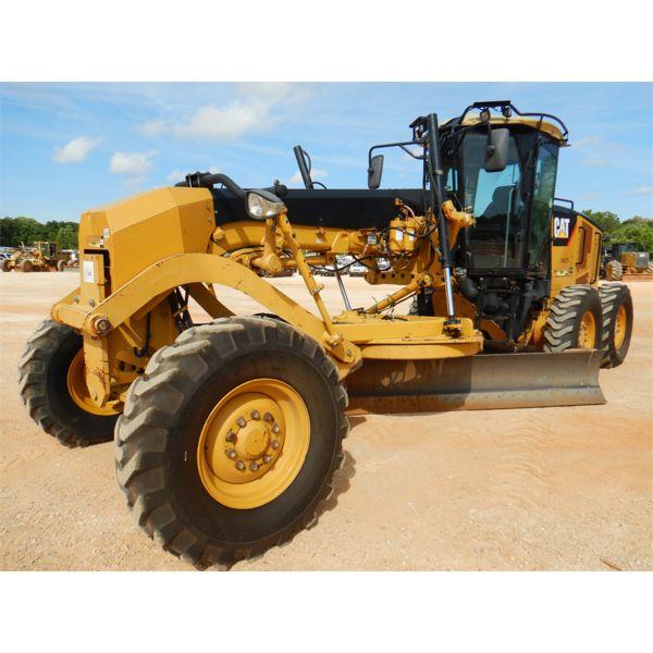 2011 CAT 12M VHP Motor Grader