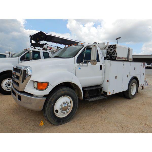 2005 FORD F750 Service / Mechanic Truck