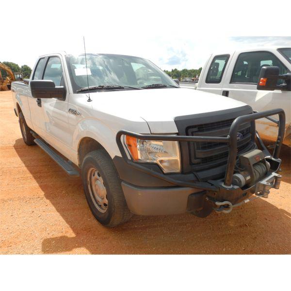 2013 FORD F150 XL Pickup Truck