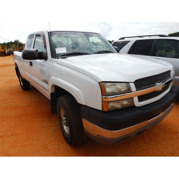 2003 CHEVROLET 2500 HD Pickup Truck