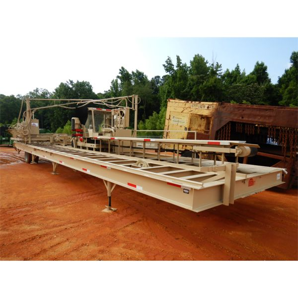 2003 HURDLE CHALLENGER A CARRAGE Sawmill