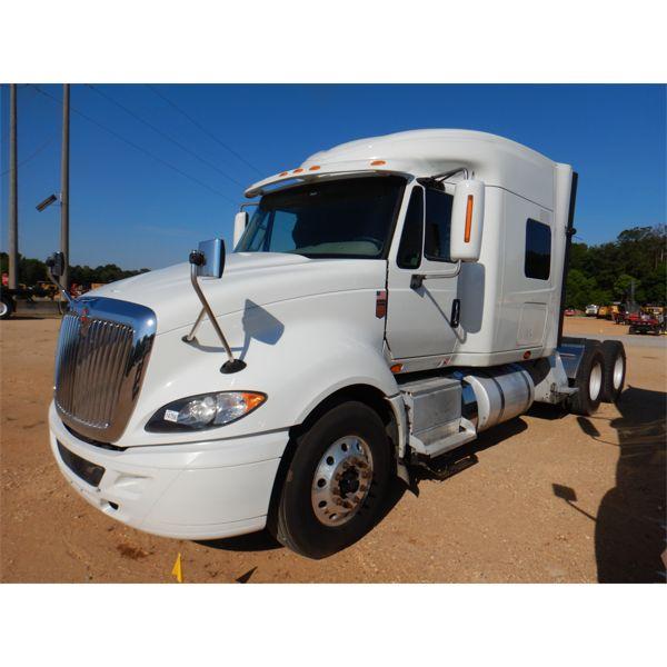 2016 INTERNATIONAL PROSTAR Sleeper Truck