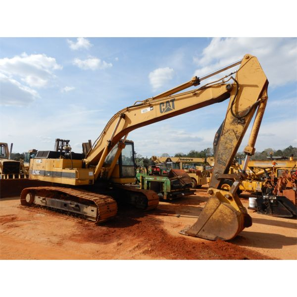 1994 CAT EL240C Excavator