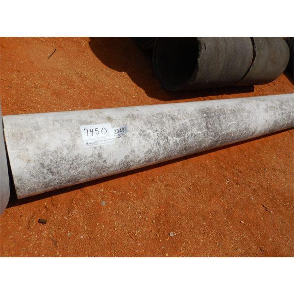 "14.5"" X 12.5' REINFORCED PVC PIPE (B-9)"