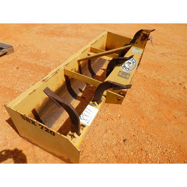 BUSH HOG SBX 720 Box Blade | Scraper