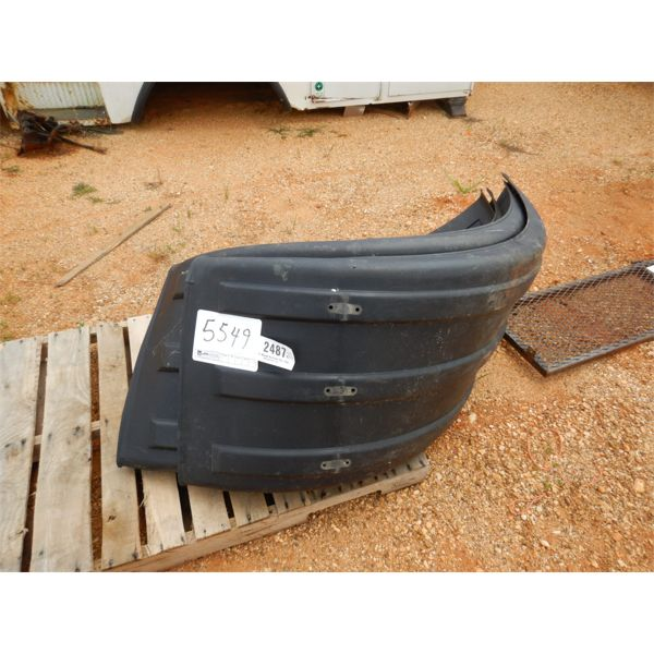 (4) RUBBER FENDERS (A1)