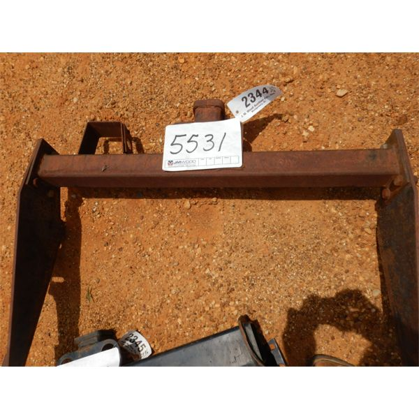 TRAILER HITCH frame mounted (A-1)