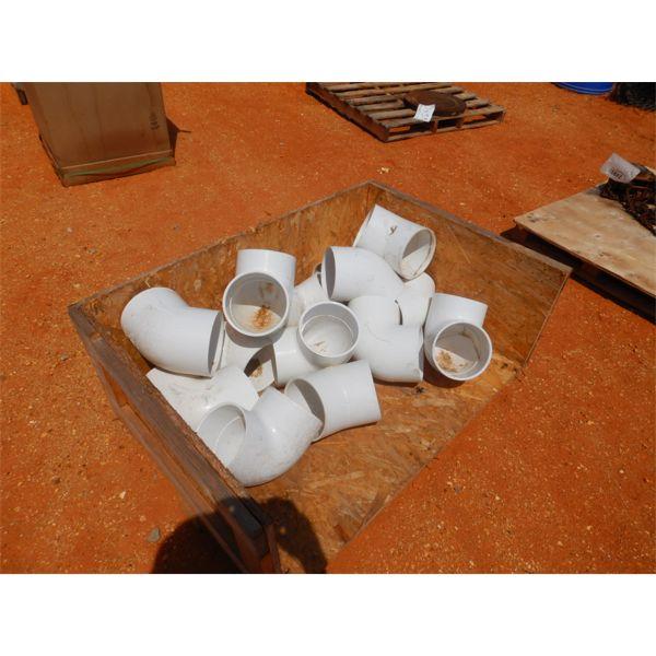 MISC PVC PIPE FITTING (B-9)