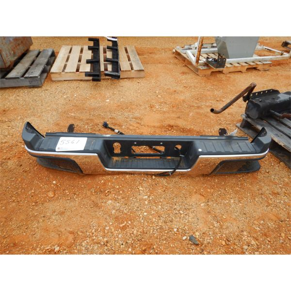REAR STEP BUMPER FOR PICKUP (A-1)