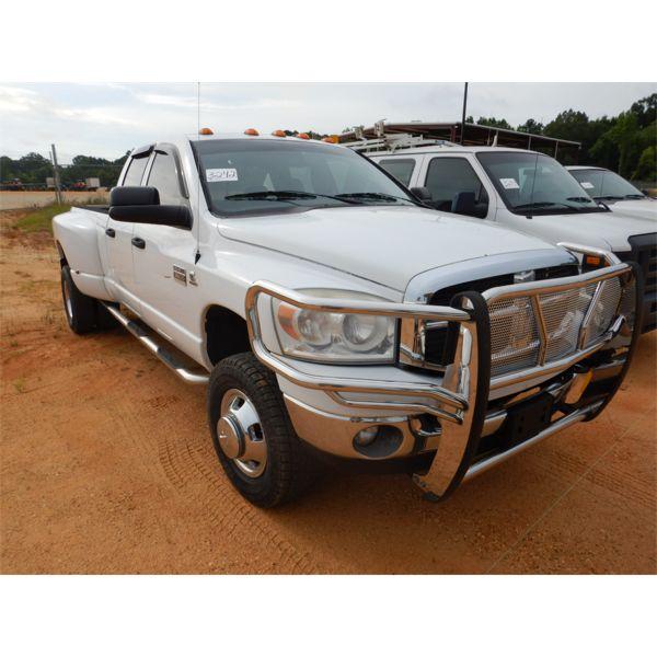 2008 RAM 3500 HEAVY DUTY Pickup Truck