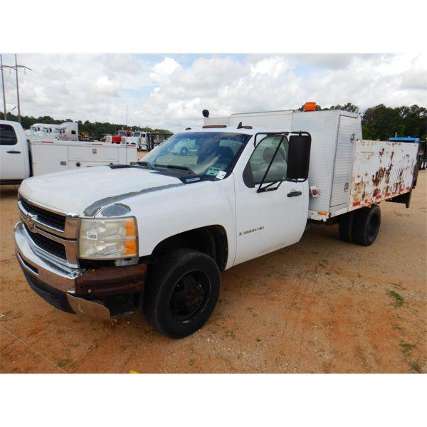 2009 CHEVROLET 3500 HD Service / Mechanic Truck