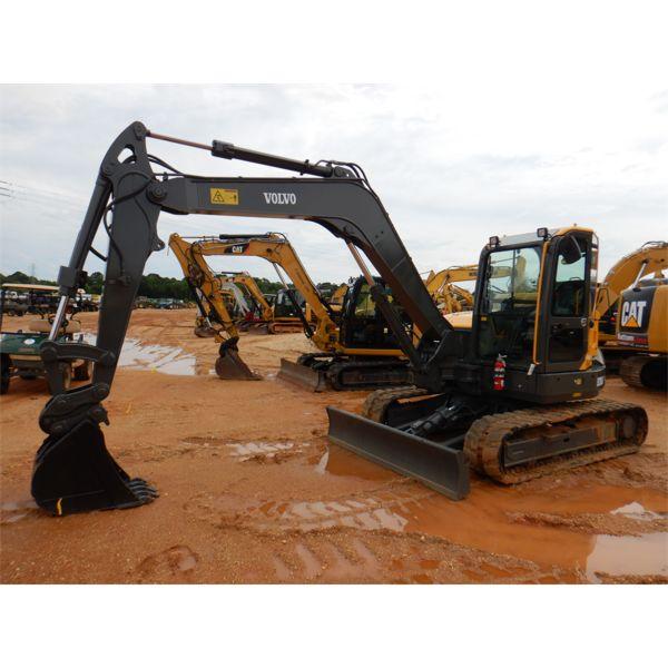 2014 VOLVO ECR88D Excavator