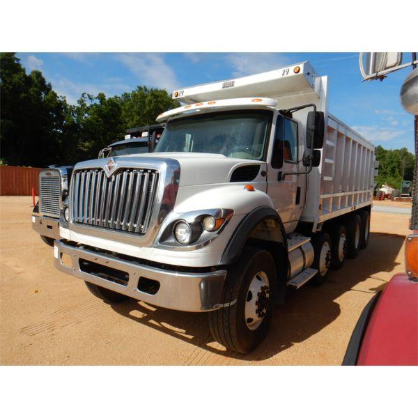 2012 INTERNATIONAL WORKSTAR 7600 Dump Truck