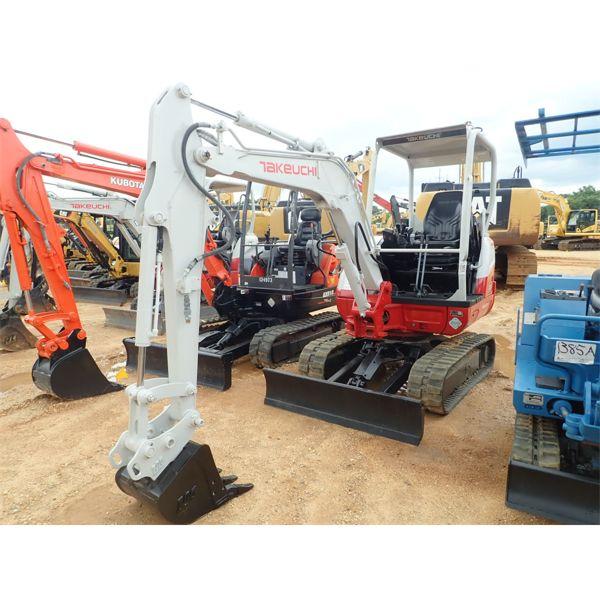 2015 TAKEUCHI TB230 Excavator - Mini