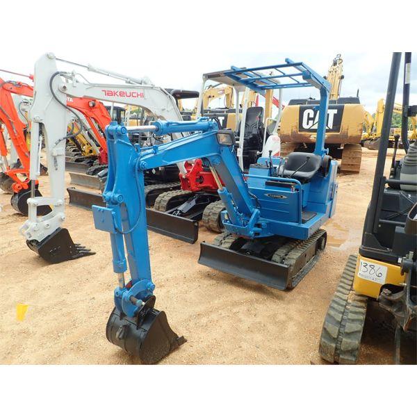 IHI 10G2 Excavator - Mini
