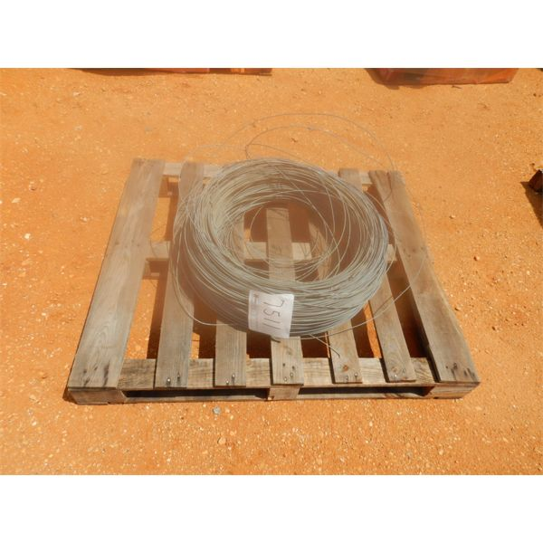 (1) ROLL ELECTRIC FENCING WIRE (B-9)