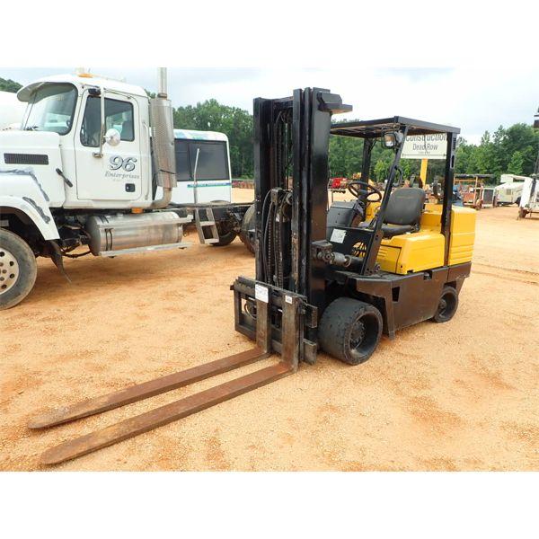 KOMATSU FG45ST-6 Forklift - Mast