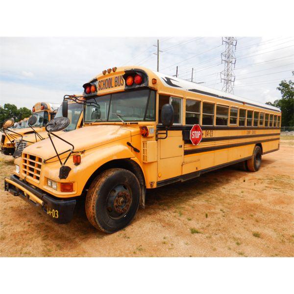 2005 BLUE BIRD SCHOOL BUS Bus