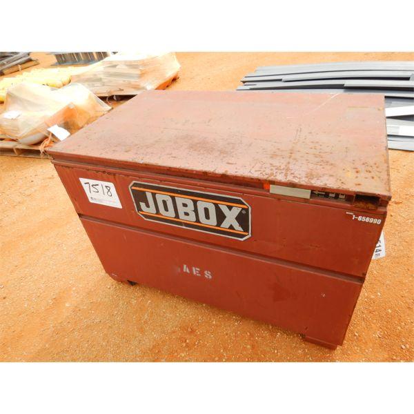 "4' X 2'6"" X 2'6"" JOB BOX (B9)"