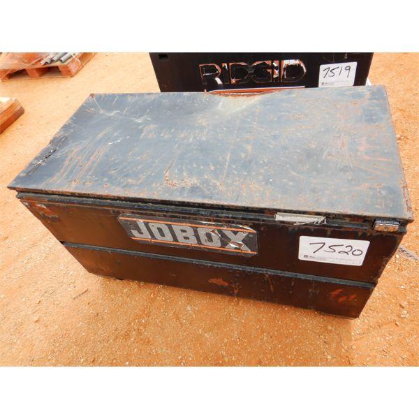 4' X 2' X 2'  JOB BOX (B9)