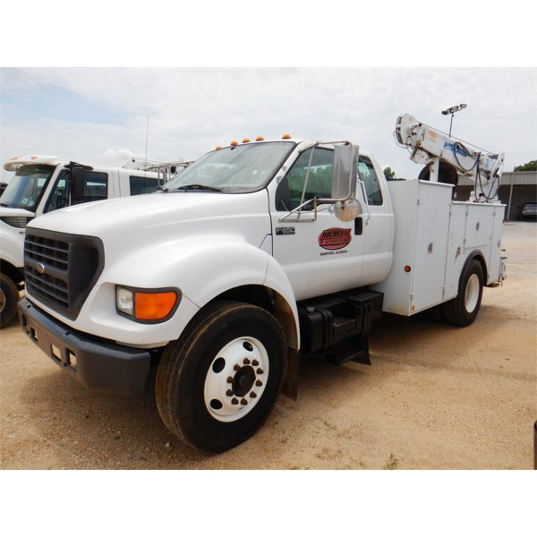 2003 FORD F650 Service / Mechanic Truck