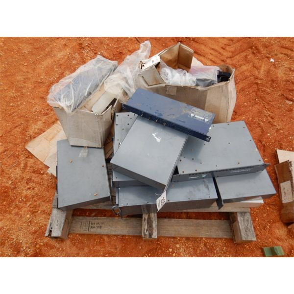 (1) PALLET OF ELECTRONIC EQUIPMENT (B9)