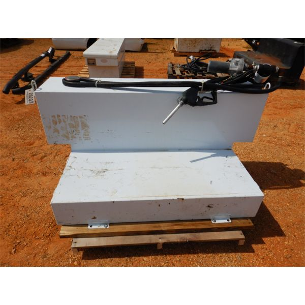 100 GL FUEL TANK W/ELECTRIC PUMP AND HOSE (A1)