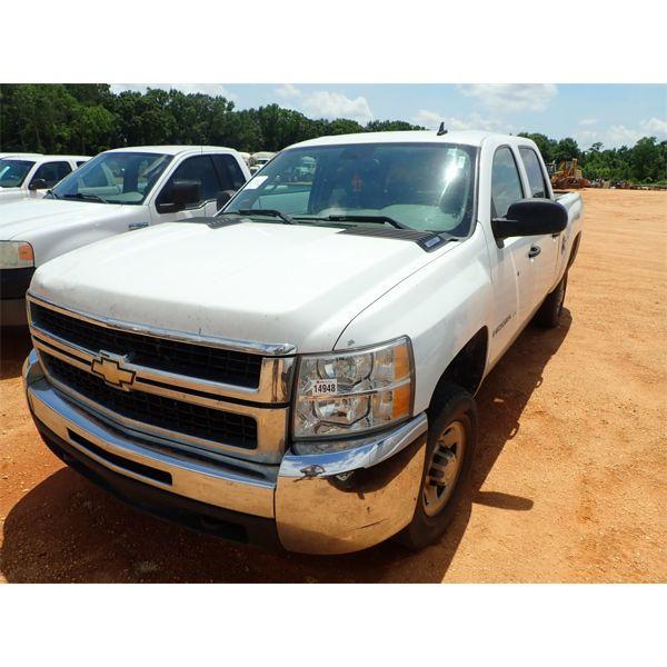 2009 CHEVROLET 2500 HD Pickup Truck