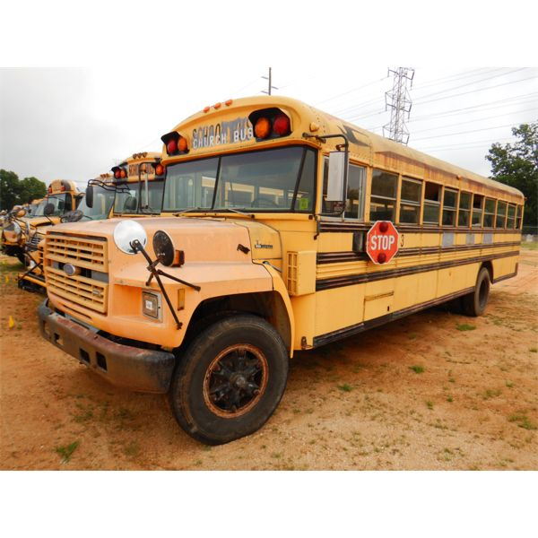 1993 FORD BLUE BIRD Bus