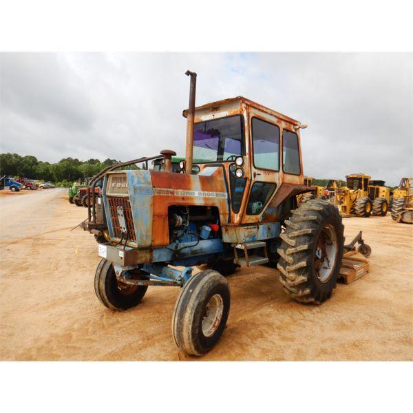 FORD 8000 Farm Tractor