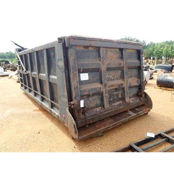 OX 16' Dump Truck Body