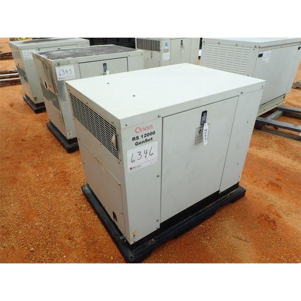ONAN RS12000 Generator
