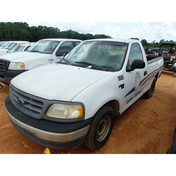 2000 FORD F150 XL Pickup Truck