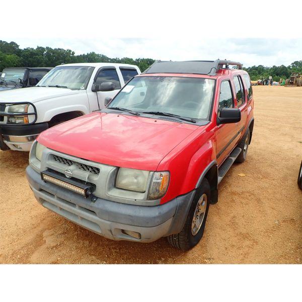 2000 NISSAN XTERRA SE SUV