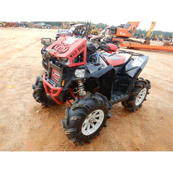 2013 POLARIS SCRAMBLER 850 XP ATV