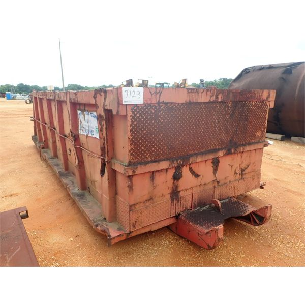 18' ROLL OFF CONTAINER (B7)