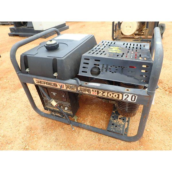 POWER GUARD 2400 Generator