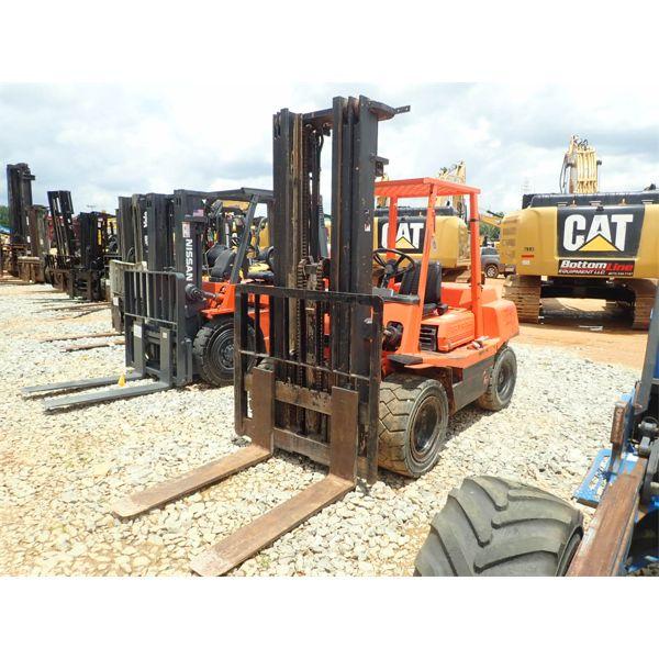 TOYOTA 3FG35 Forklift - Mast