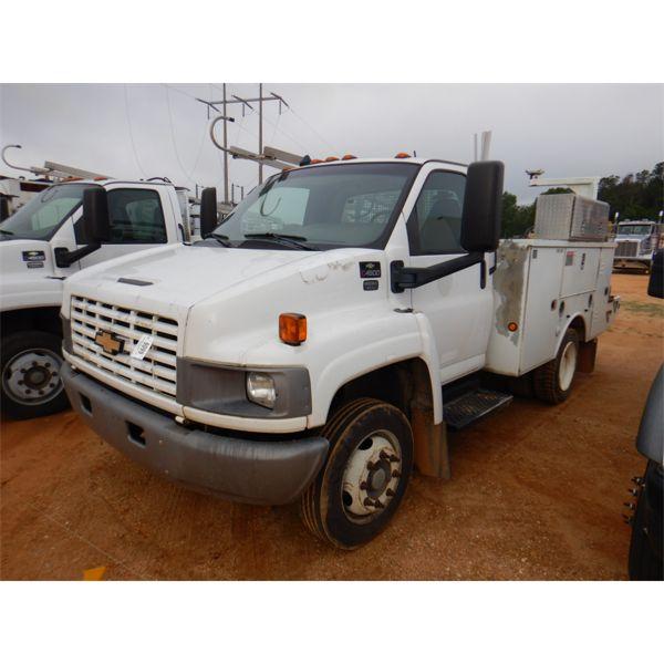 2007 CHEVROLET C4500 Service / Mechanic Truck