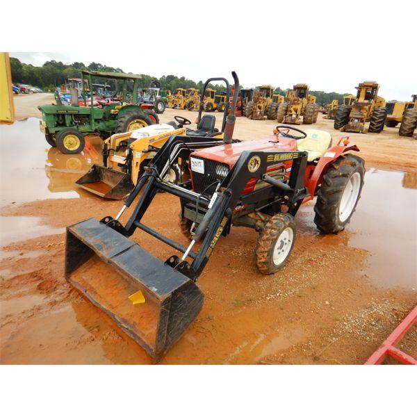 YANMAR YM2310D Farm Tractor