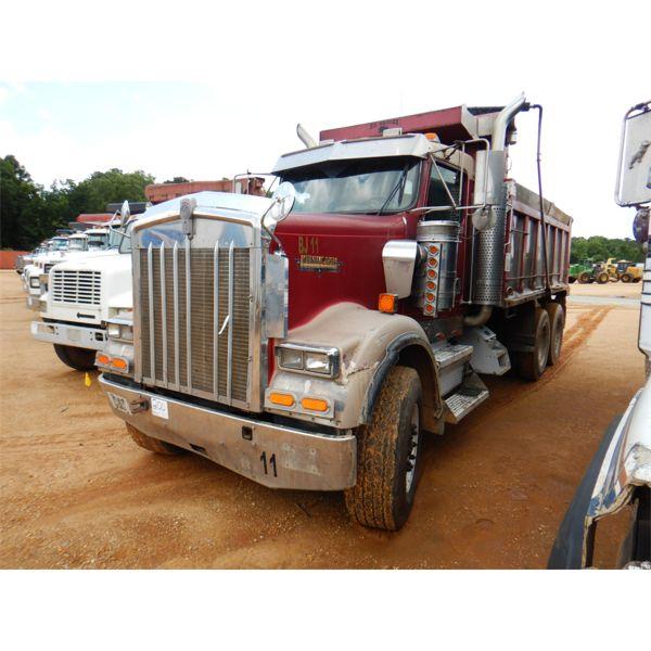 2003 KENWORTH W900 Dump Truck