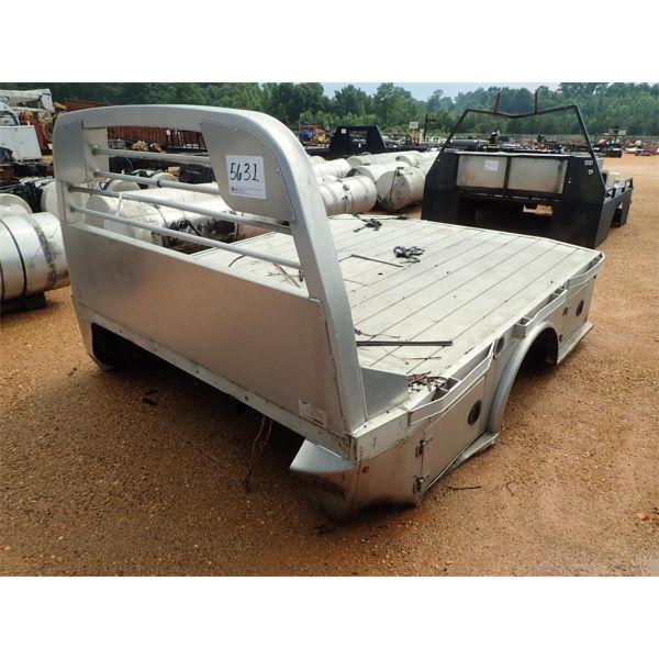 CM ALUMINUM Flatbed Truck Body