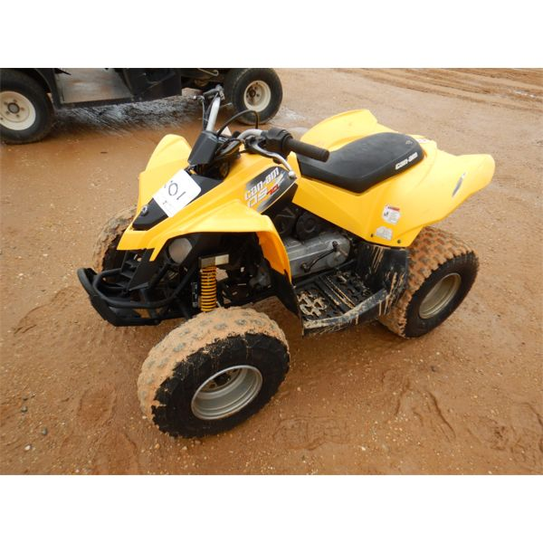 2012 CAN AM 110 ATV