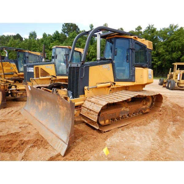 2008 JOHN DEERE 700J LGP Dozer / Crawler Tractor