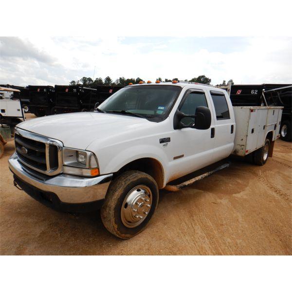 2003 FORD F450 Service / Mechanic Truck