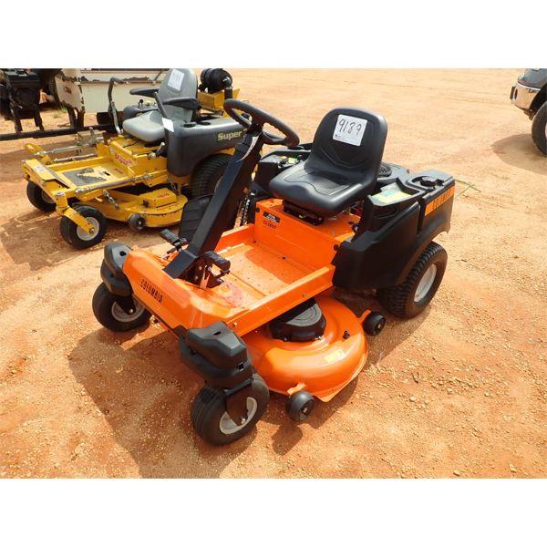 COLUMBIA ZERO TURN Lawn Mower