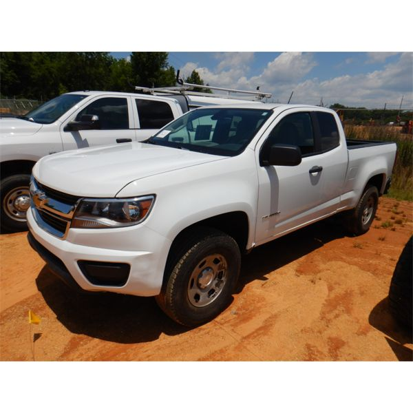 2016 CHEVROLET COLORADO Pickup Truck